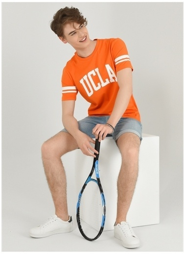 UCLA Ucla T-Shirt Oranj